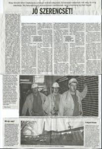 Integráció 1994